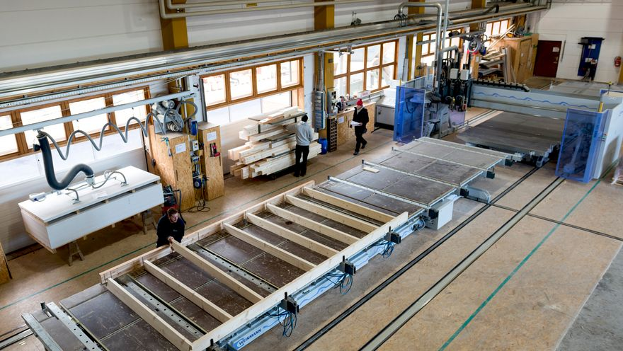 timber frame houses in ireland